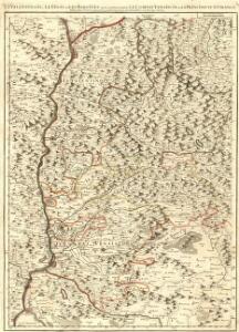 Le Valentinois, Le Diois et Les Baronies, dans le Dauphiné; Le Comtat Venaiscin et La Principauté d'Orange