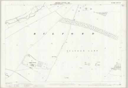 Wiltshire LV.9 (includes: Bulford) - 25 Inch Map