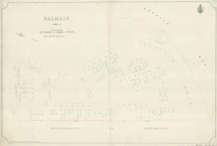 Balmain, Sheet 72, 1890