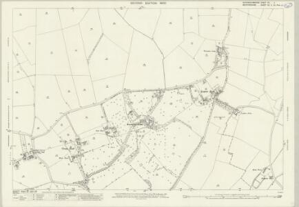 Buckinghamshire XV.4 (includes: Aspley Guise; Wavendon) - 25 Inch Map