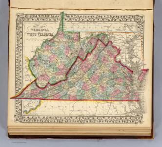 Virginia, W. Virginia.