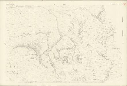 Cumberland LXXIV.12 (includes: Borrowdale) - 25 Inch Map