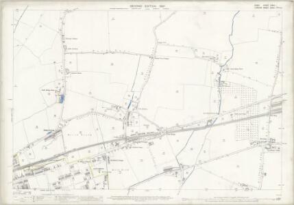 Essex (1st Ed/Rev 1862-96) LXXIV.1 (includes: Ilford) - 25 Inch Map