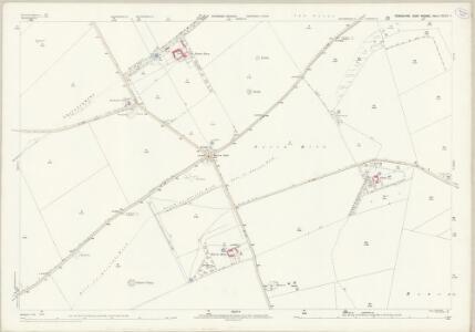 Yorkshire CXLIV.2 (includes: Cottam; Langtoft; Luttons; Weaverthorpe) - 25 Inch Map