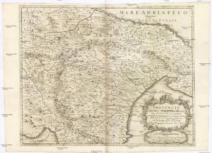 Provincie di Basilicata e terra di Bari