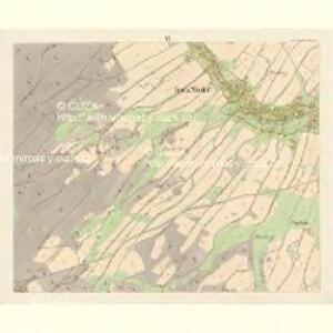 Gross Nixdorf - c4628-1-006 - Kaiserpflichtexemplar der Landkarten des stabilen Katasters