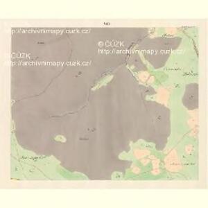 Gross Bistrzitz (Welky Bistrzice) - m3258-1-011 - Kaiserpflichtexemplar der Landkarten des stabilen Katasters