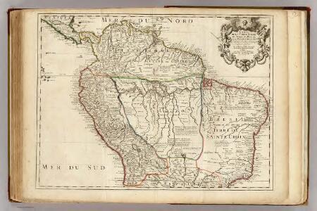 Terre Ferme, Perou, Bresil, Amazones.