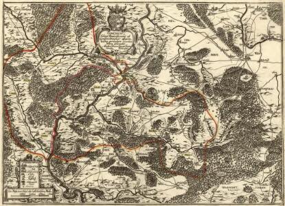 Comitatus Solms: Braunfelsensis et Greiffensteinensis adjacentiumq; quorundam locorum Vera
