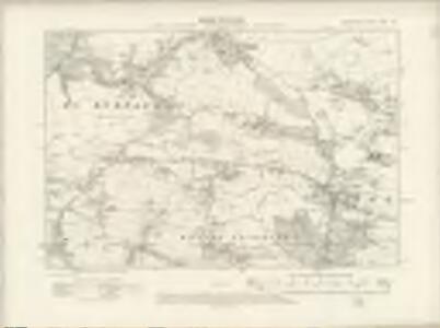 Devonshire CXVII.SE - OS Six-Inch Map