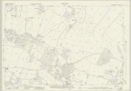Gloucestershire XXVI.6 (includes: Badgeworth; Boddington; Cheltenham; Staverton) - 25 Inch Map