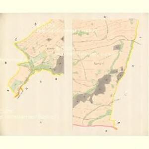 Altstadt (Stary Mesto) - m2861-1-005 - Kaiserpflichtexemplar der Landkarten des stabilen Katasters