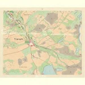 Tüppelsgrün - c1108-1-005 - Kaiserpflichtexemplar der Landkarten des stabilen Katasters