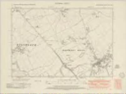 Bedfordshire XXIX.SW - OS Six-Inch Map