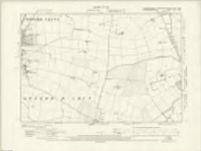 Cambridgeshire XXXII.SW - OS Six-Inch Map