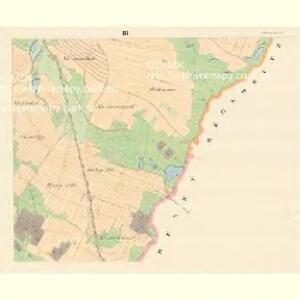 Willimetsch - m0842-1-003 - Kaiserpflichtexemplar der Landkarten des stabilen Katasters