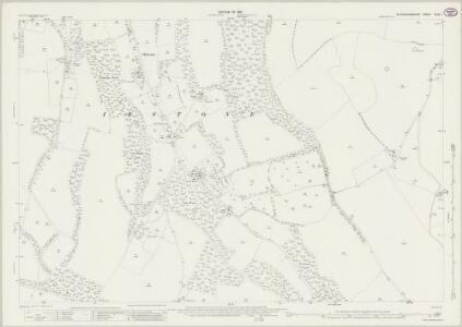 Buckinghamshire XLVI.1 (includes: Ibstone; Stokenchurch) - 25 Inch Map