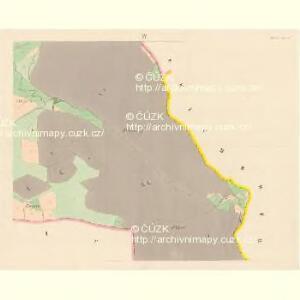 Heuhof (Sruby) - c7211-1-003 - Kaiserpflichtexemplar der Landkarten des stabilen Katasters