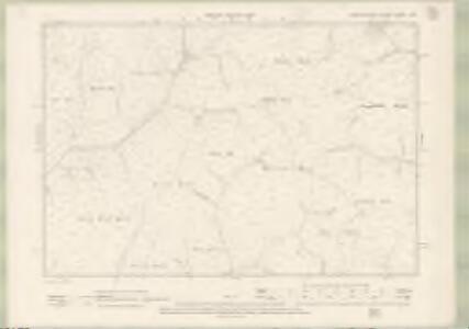 Dumfriesshire Sheet XXXVI.NW - OS 6 Inch map