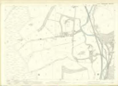 Edinburghshire, Sheet  023.07 - 25 Inch Map