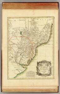 Paraguay, pays adjacants.