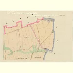 Treunitz - c1556-1-002 - Kaiserpflichtexemplar der Landkarten des stabilen Katasters