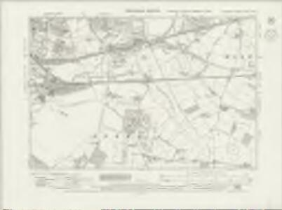 Lancashire CXIV.SW - OS Six-Inch Map