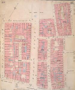 Insurance Plan of London Vol. IX: sheet 217