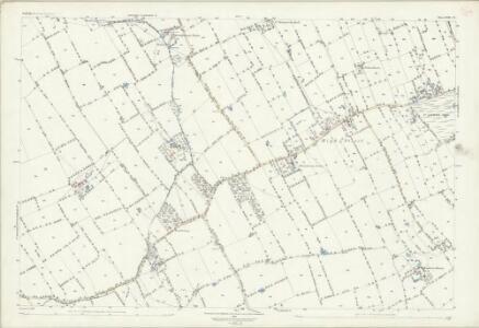 Suffolk XVII.12 (includes: Ilketshall St Lawrence; Ilketshall St Margaret; Rumburgh; South Elmham St Michael) - 25 Inch Map