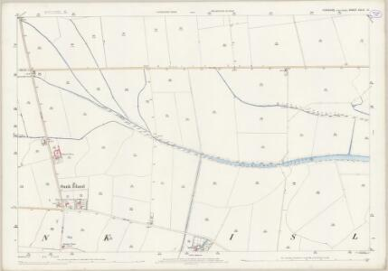 Yorkshire CCLVI.10 (includes: Sunk Island) - 25 Inch Map