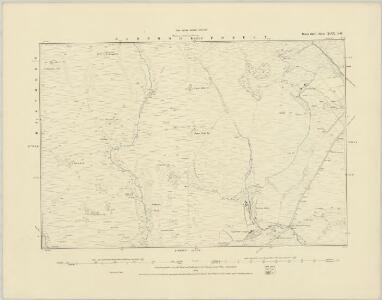 Devonshire XCVIII.NE - OS Six-Inch Map
