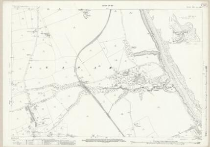 Durham XIV.15 (inset XIV.16) (includes: Burdon; Seaham; Seaton With Slingley) - 25 Inch Map
