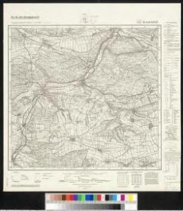 Meßtischblatt 5133 : Kranichfeld, 1939