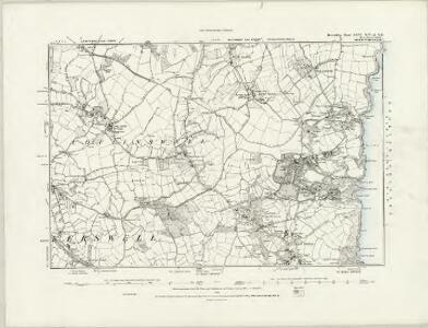 Devonshire CXVI.SE - OS Six-Inch Map