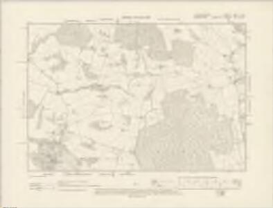Staffordshire XXVIII.NE - OS Six-Inch Map