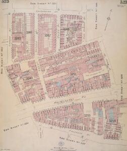 Insurance Plan of London Vol. XI: sheet 323