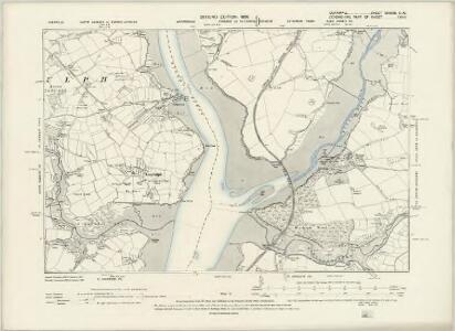 Yorkshire CLXXXVI - OS Six-Inch Map