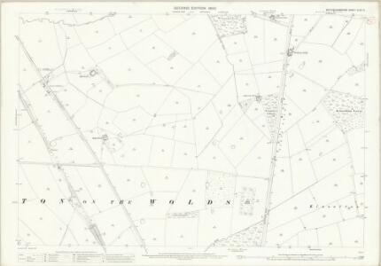 Nottinghamshire XLVII.9 (includes: Clipston On The Wolds; Cotgrave; Kinoulton; Owthorpe; Plumtree; Stanton On The Wolds; Widmerpool) - 25 Inch Map