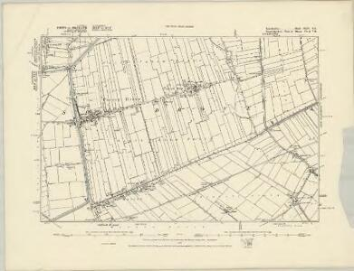 Lincolnshire CLIV.NW - OS Six-Inch Map