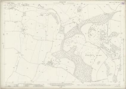 Essex (New Series 1913-) n XIII.12 (includes: Debden; Widdington) - 25 Inch Map