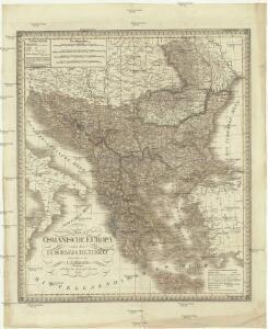 Das osmanische Europa oder die europaeische Türkey