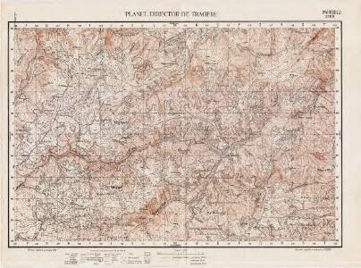 Lambert-Cholesky sheet 2768 (Mărișelu)