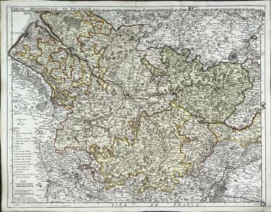 Partie meridionale de Picardie