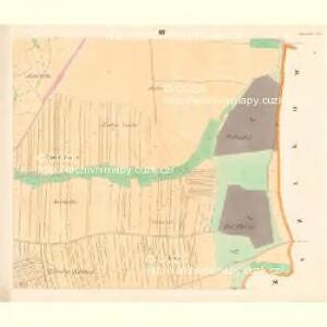 Schewietin - c7721-1-003 - Kaiserpflichtexemplar der Landkarten des stabilen Katasters