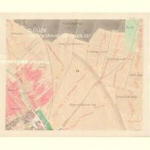 Unter Bojanowitz - m0481-1-006 - Kaiserpflichtexemplar der Landkarten des stabilen Katasters