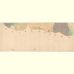 Kaplitz - c3043-1-008 - Kaiserpflichtexemplar der Landkarten des stabilen Katasters