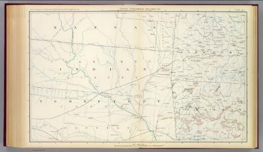 Gen. map XXV.