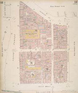 Insurance Plan of Cork: sheet 12