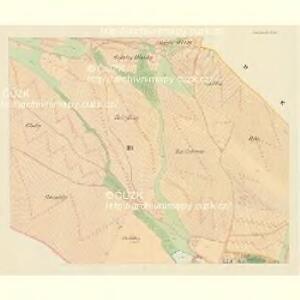 Ladonowitz - m1833-1-002 - Kaiserpflichtexemplar der Landkarten des stabilen Katasters