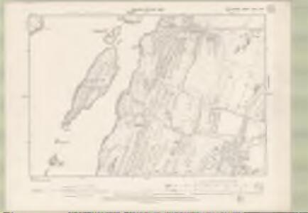 Argyll and Bute Sheet CXLIX.NW - OS 6 Inch map